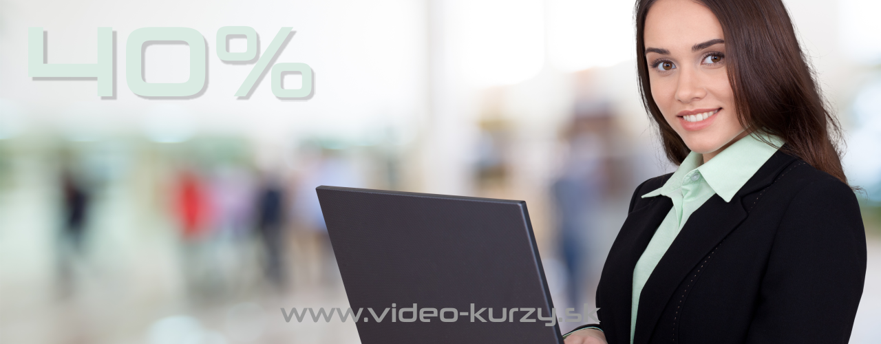 akcia na video kurzy